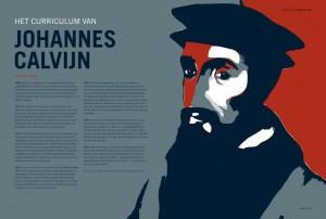Sela, glossy over Johannes Calvijn