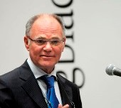 Lútsen Kooistra, hoofdredacteur Friesch Dagblad