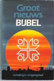 Tineke van der Weiden, Groot Nieuws Bijbel